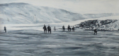 """NSWM Infantry, Brandwater Basin 1901""