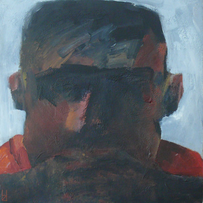 Untitled | Oil on Canvas | 25 x 25 cm